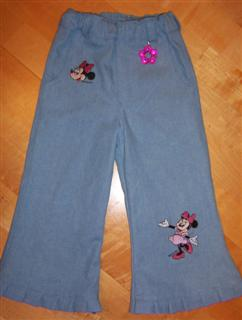 Jeans Minnie Mouse Dortje